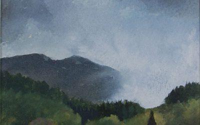 Jenny Graham – Welsh Landscape II