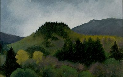 Jenny Graham – Welsh Landscape I