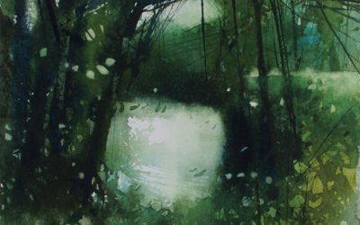 David Parfitt – River II