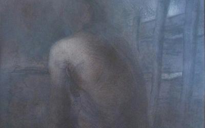 Crawfurd Adamson – Crouching Figure