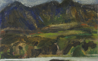 David Alexander – Small Island by Hoy