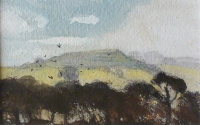 Jayne Brayne – Beneath Creech Hill