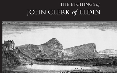 Geoffrey Bertram The Etchings of John Clerk of Eldin