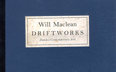 Will Maclean Driftworks
