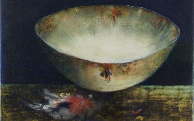 Fiona Bradford – The Bullfinch and the Bowl