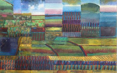 Diana Hulton – Colori di Paesaggio – Black Mountains