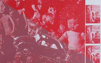 Sir Eduardo Paolozzi – Smash Hit, Good Loving, plus Like a Rolling Stone, Slow Down,etc