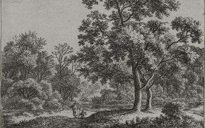 Antonie Waterloo – Two Travellers in a Wood