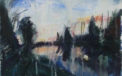 George Winter – The Lake